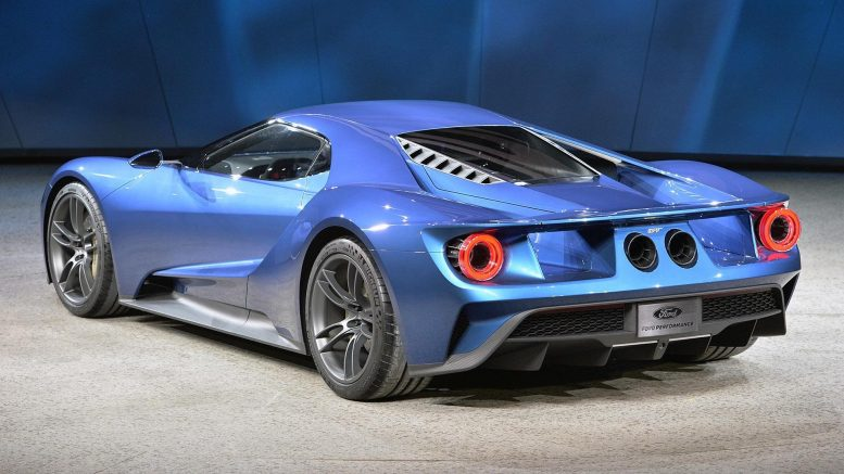 Ford's 500 GT supercar gets extension