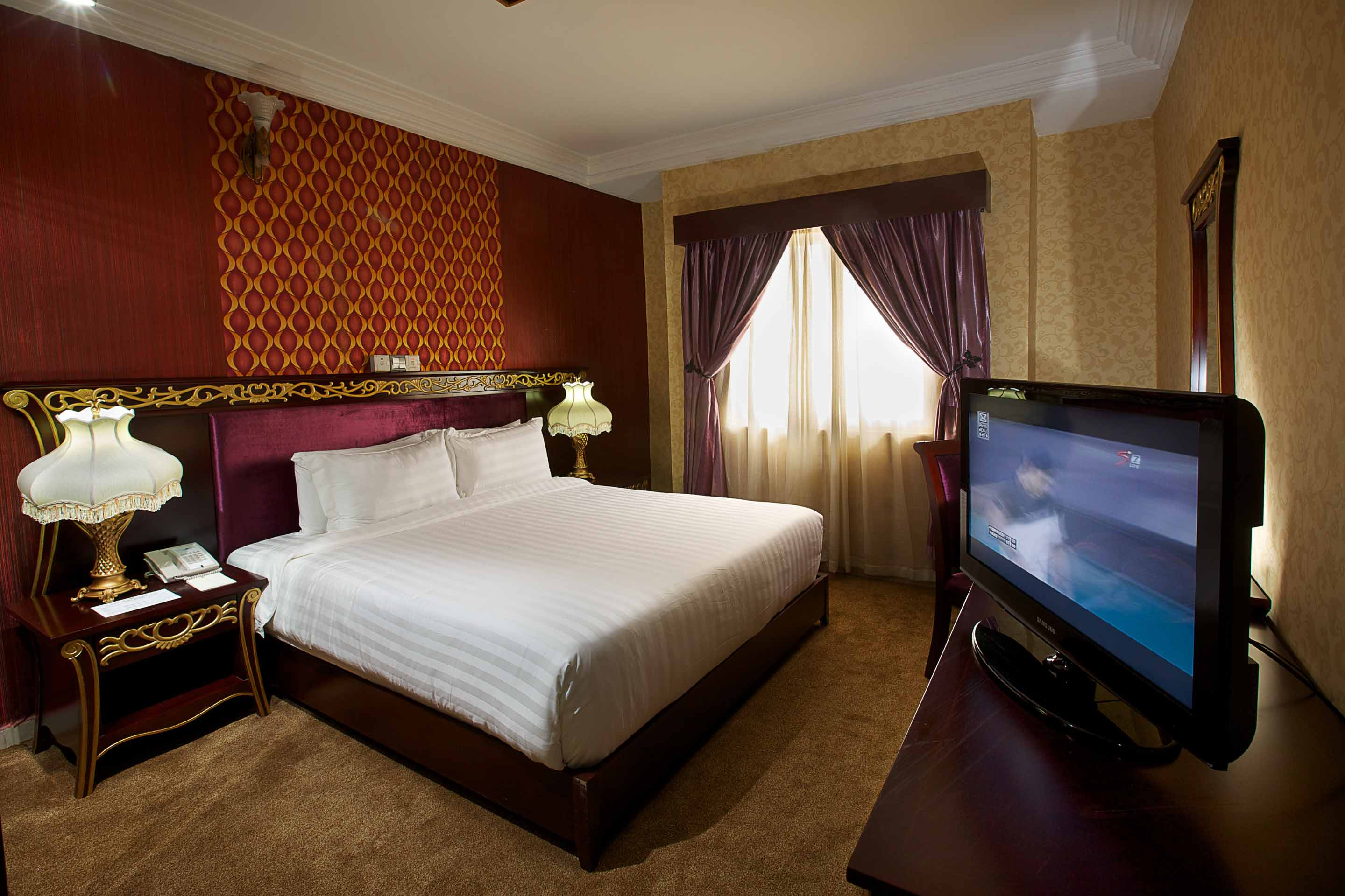 Aridolf Resort Wellness and Spa Deluxe Room