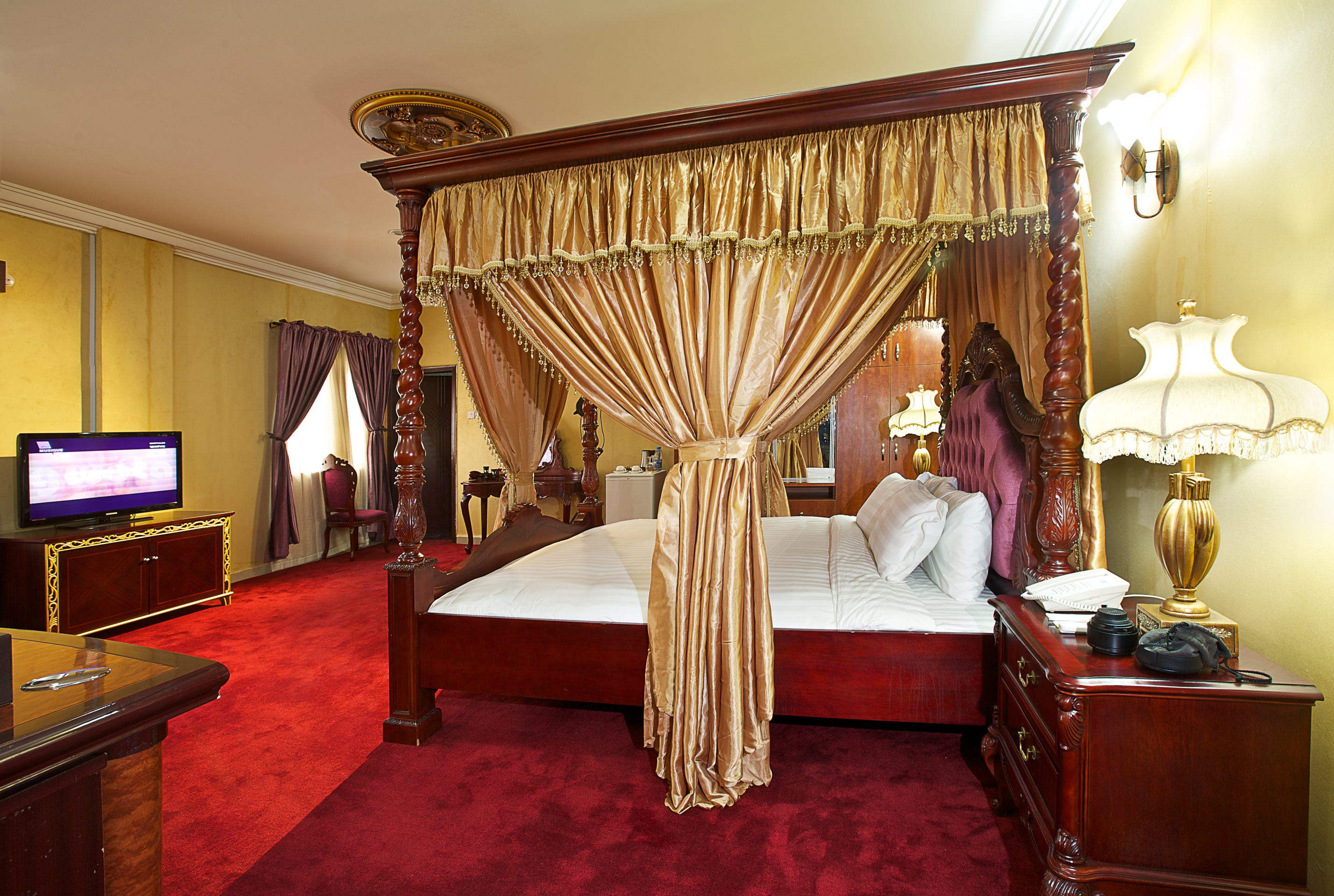 Aridolf Resort Wellness and Spa Royal Suite
