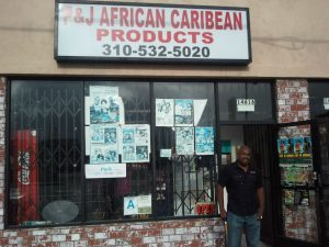 P & J African & Caribbean Products