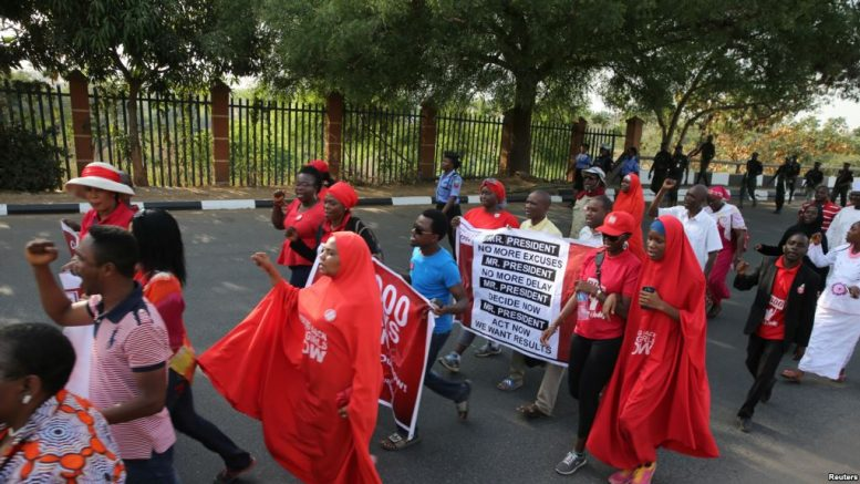 UN: Nigeria Must Do More To Rescue 195 Chibok Schoolgirls